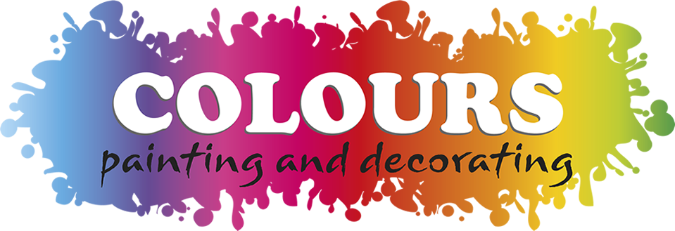Colours Painting and Decorating logo